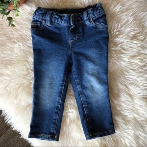 5/$20 The children's place jeggings 12 months